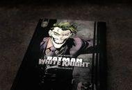 critique batman white knight comics