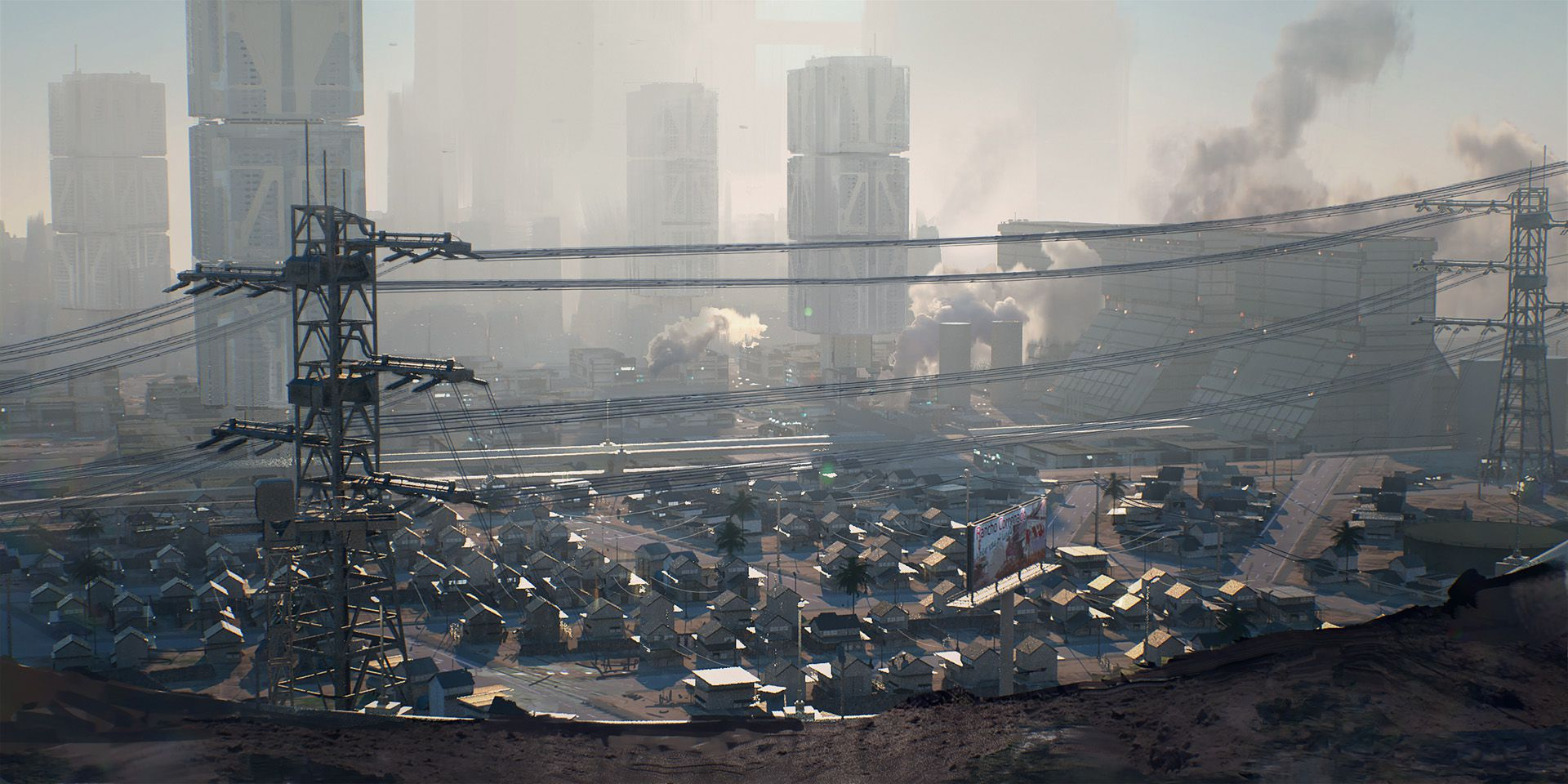 Santo Domingo dans Cyberpunk 2077