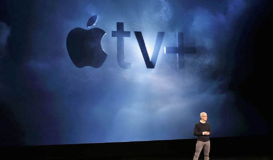 Apple lance Apple TV+ et concurrence Netflix