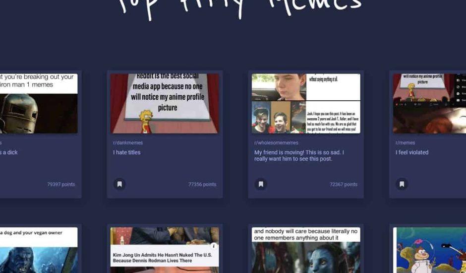 curation memes Reddit