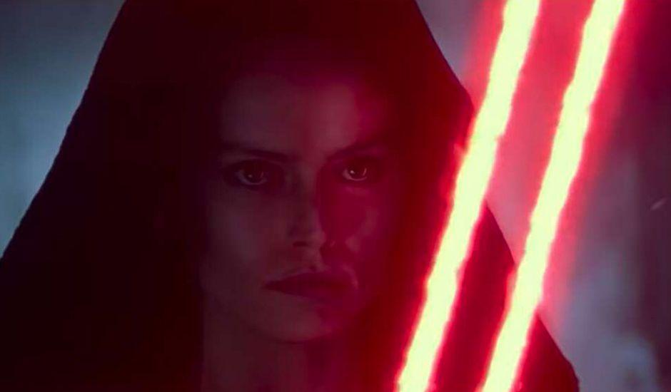 bande-annonce star wars épisode 9 côté obscur de rey