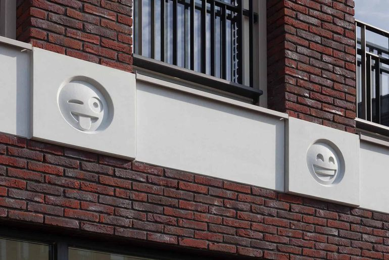 emojis architecture