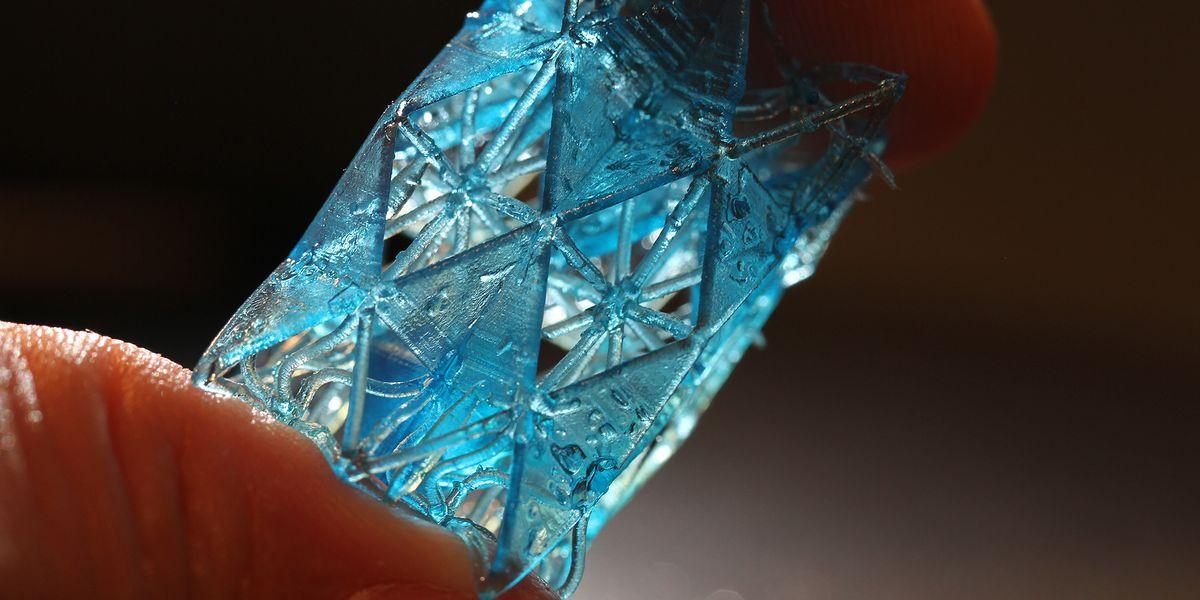 Impression 3D : quand l'os humain inspire de nouveaux matériaux