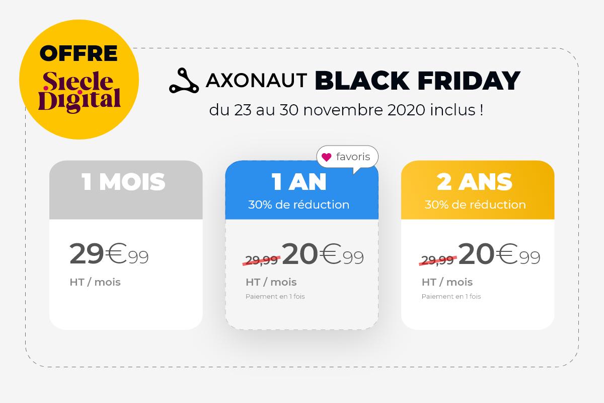 Axonaut Black Friday