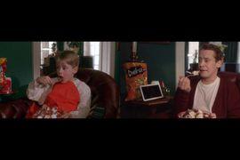 L'acteur 28 ans plus tard dans la publicité de Google Home.