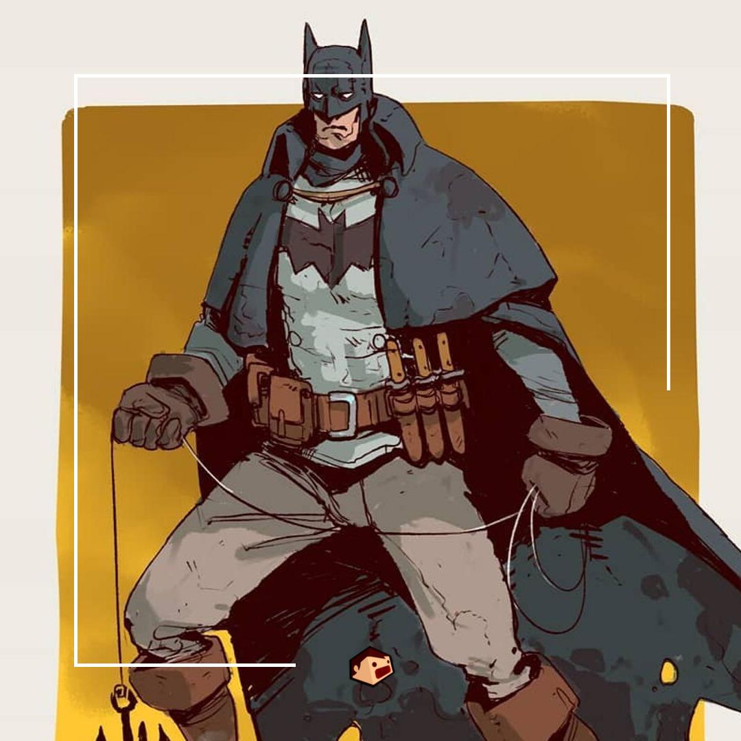 batman artwork fernando correa