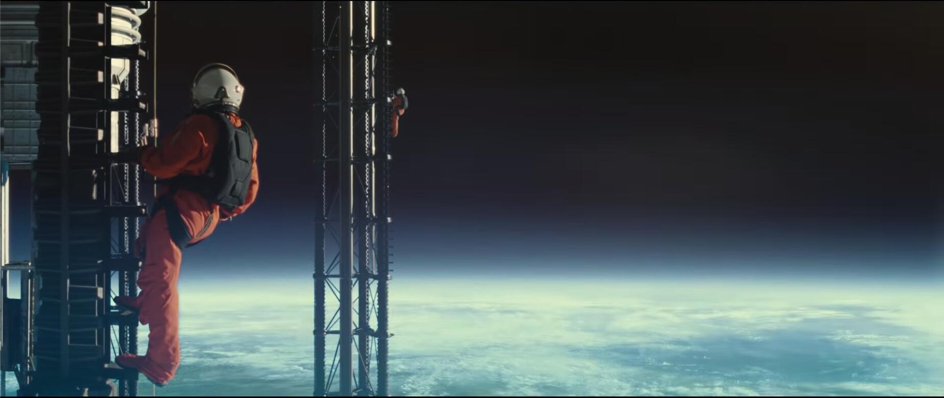 ad astra ascenseur spatial astronautes