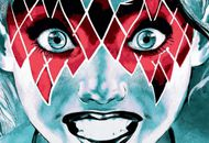 Couverture de Harley Quinn : Breaking Glass, paru chez Urban Comics