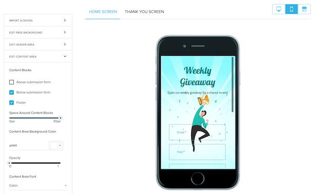 Optimisation des campagnes pour mobile sur Socialmonials