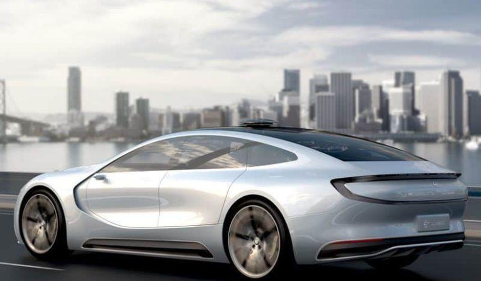 chinois test voitures autonomes