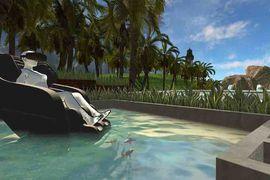 massage en réalité virtuelle