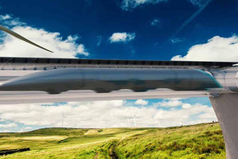 HyperloopTT Inde
