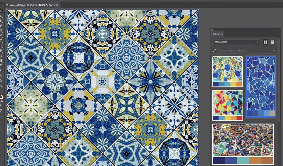 Adobe Illustrator Color Transfer