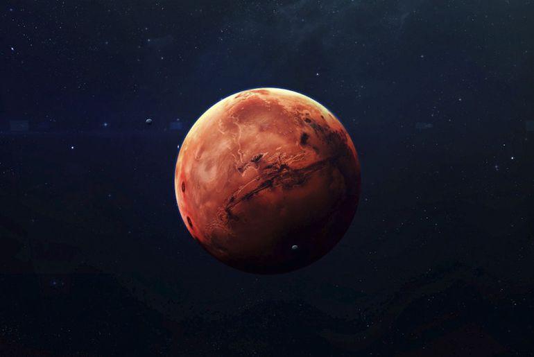 Préparation des missions vers Mars