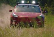 Un pick-up Tesla Model 3 créé par une YouTubeuse