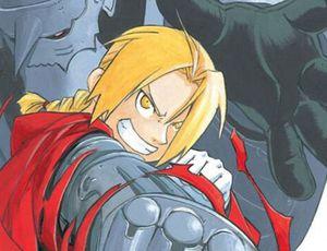 Alphonse et Edward Elric dans Fullmetal Alchemist