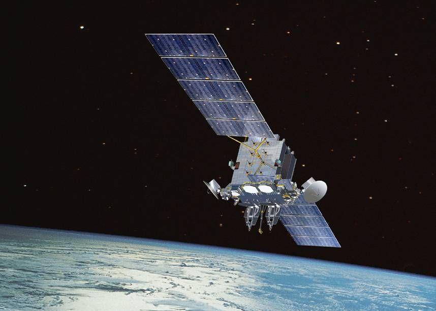 Un satellite AEHF
