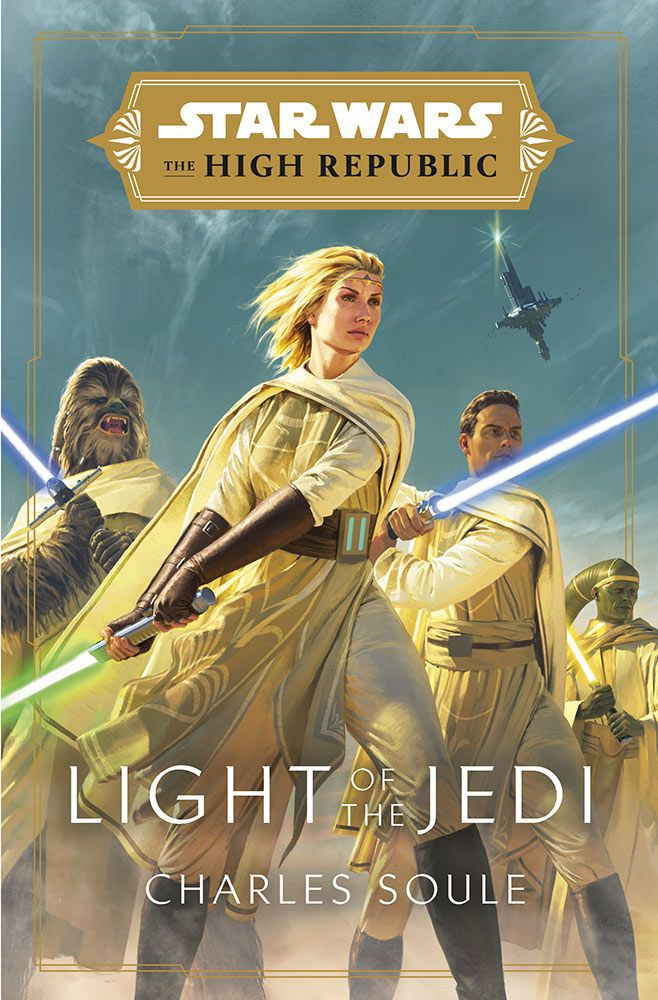 star wars light of the jedi high republic