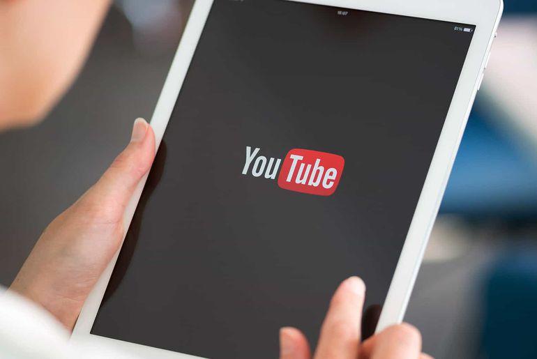 youtube ipad États