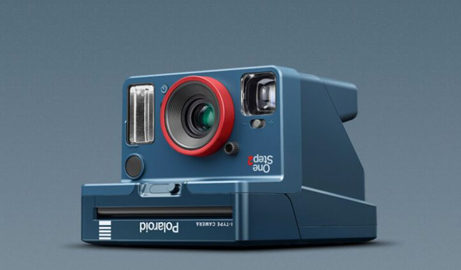 polaroid originals onestep 2 i-type édition de la série stranger things de netflix