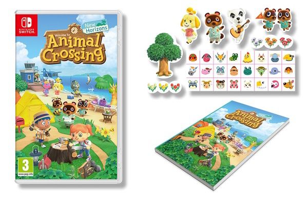 animal crossing new horizons smyths toys goodies
