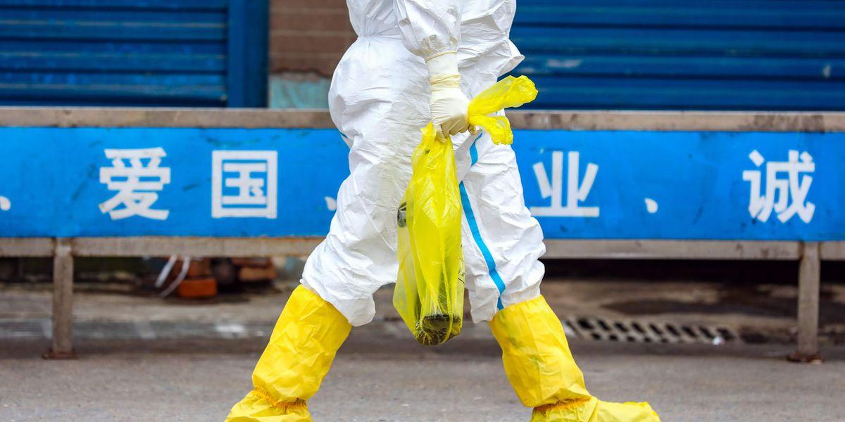 La 5G pour combattre le coronavirus en Chine