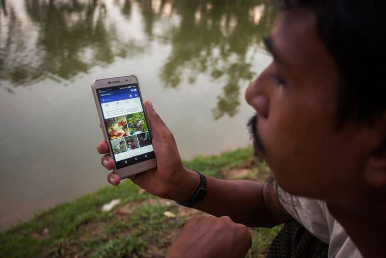 Transformation digitale au Myanmar