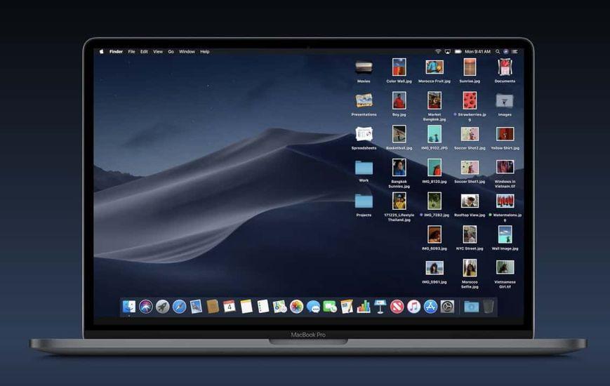 La version bêta publique de MacOS Mojave est disponible