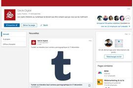 LinkedIn a déployé sa mise à jour des pages entreprises en France