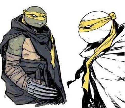 Tortues Ninja : ce que vous devez connaître à propos du cinquième membre…
