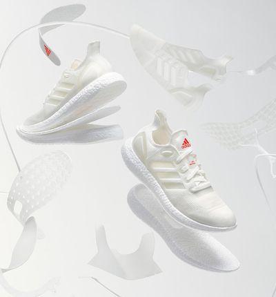 Adidas lance sa paire de basket 100% recyclable