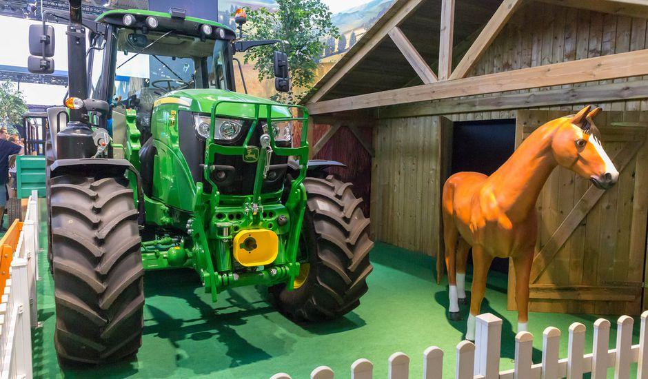 Farming Simulator ligue professionnelle e-sport