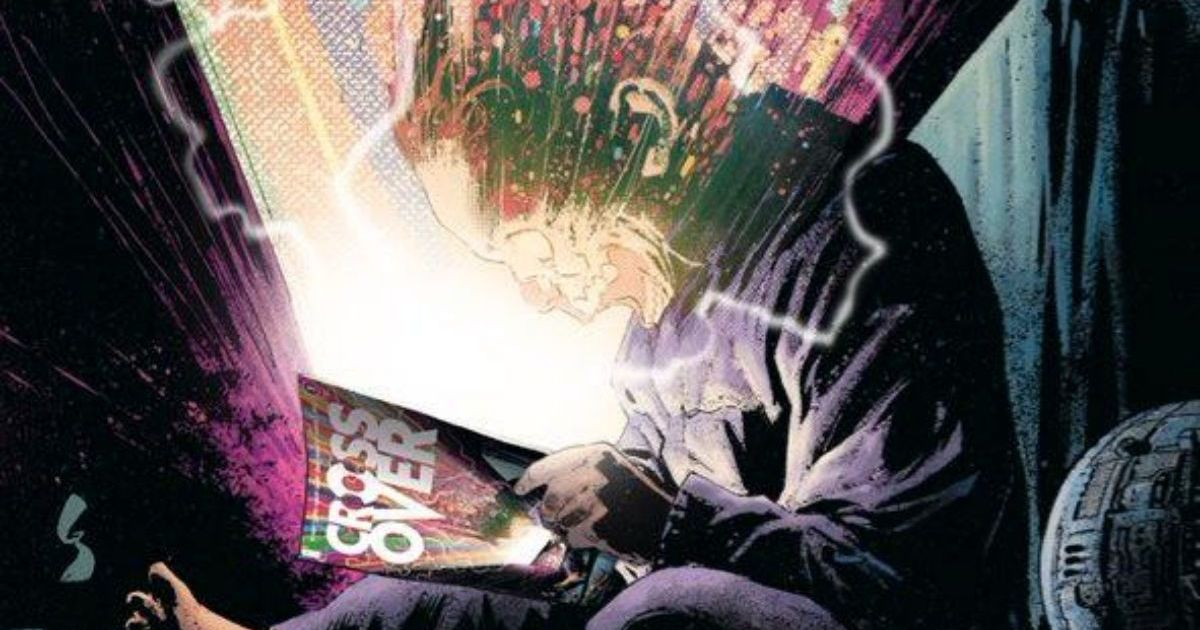 Crossover : Image Comics nous titille avec une couverture étonnante