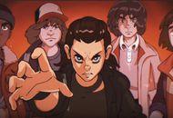 Stranger Things en anime