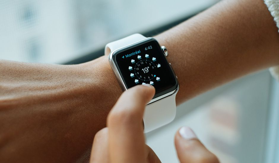 L'Apple Watch domine le marché des montres intelligentes.