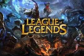 League of legends chine