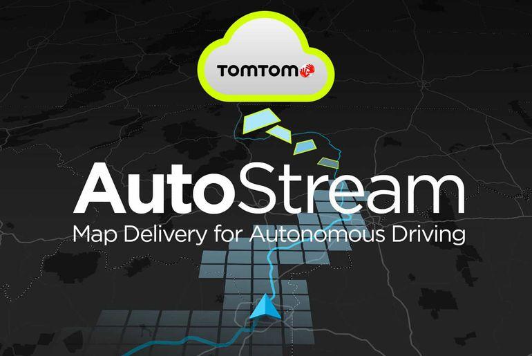 Tomtom annonce un partenariat avec Denso pour introduire un système de navigation en temps réel pour les véhicules autonome