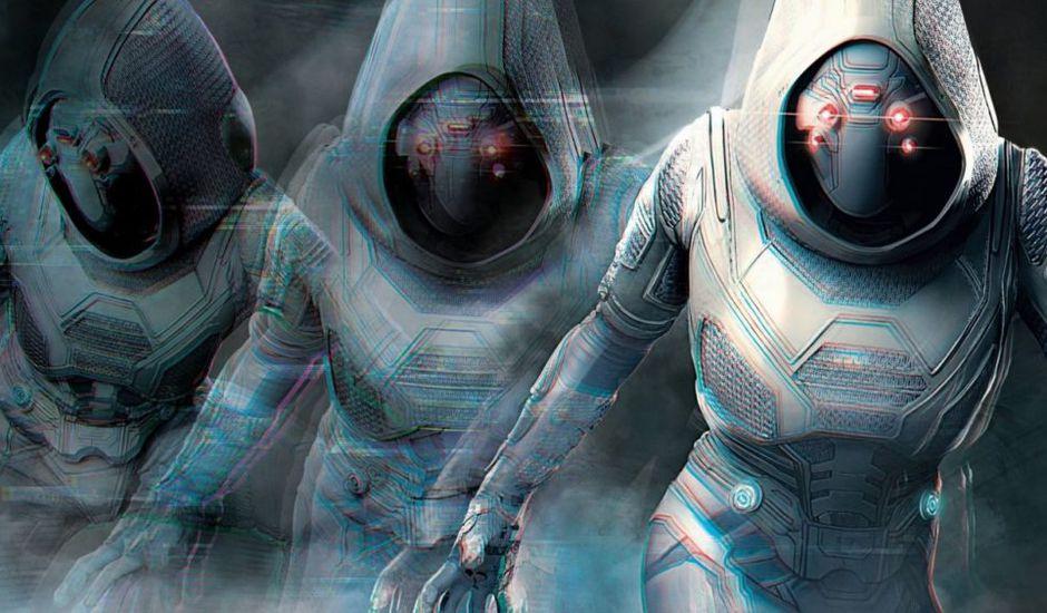 Une actrice de Ant-Man et la Guêpe tease le retour de Ghost dans le MCU