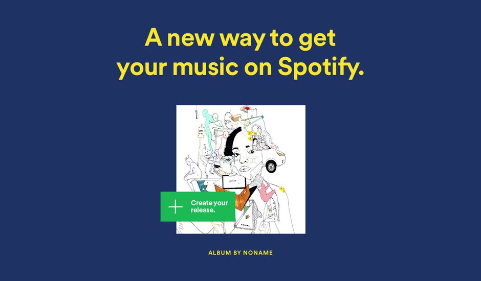 spotify artistes independants
