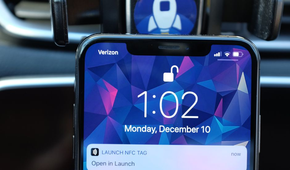 La nouvelle version de Launch Center Pro facilite grandement l'usage de la NFC sur les iPhones