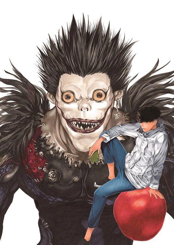 death note nouveau chapitre manga
