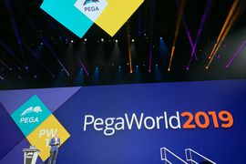 IA, Machine Learning, CRM, Cloud… l'américain Pegasystems tenait cette semaine sa conférence annuelle PegaWorld à Las Vegas. Siècle Digital était présent sur place.