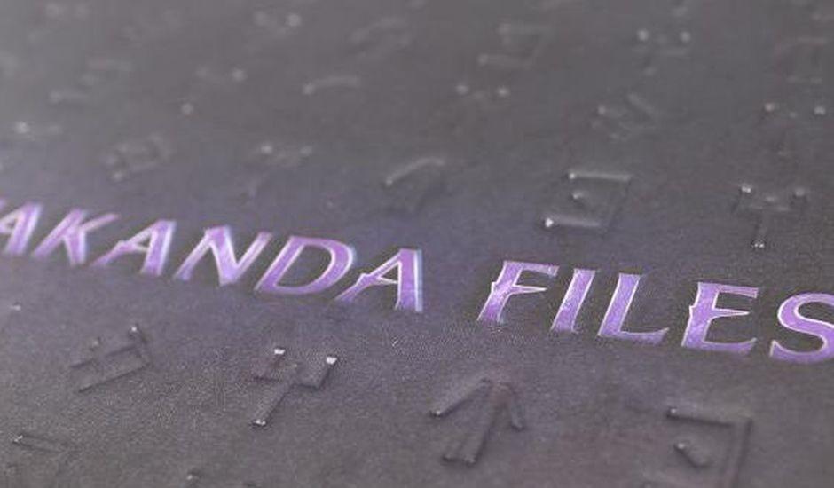 wakanda files mcu