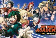 My Hero Academia : Two Heroes sur ADN