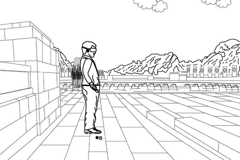 Google déplacements en réalité virtuelle /VR
