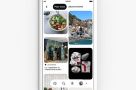 Pinterest développe ses options de shopping.