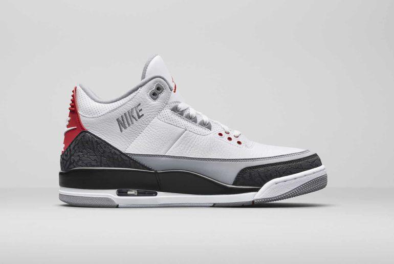 99246c73b3e4 À l'occasion de la sortie de la Jordan III «Tinker», Snapchat et Nike  ouvrent une boutique !