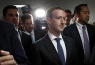 Mark Zuckerberg congres parlement