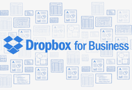 Logo de Dropbox for Business