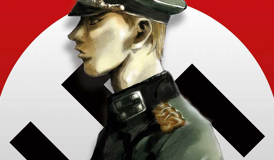 manga neun couverture enfants d'Hitler